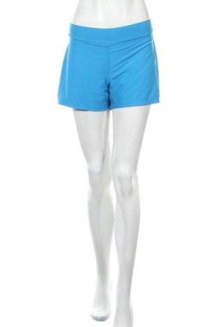Дамски къс панталон Wilson, Размер L, Цвят Син, 88% полиестер, 12% еластан, Цена 18,90лв.
