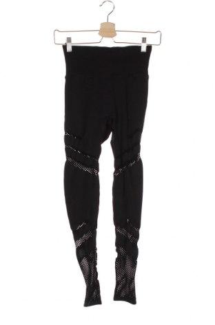 Γυναικείο κολάν, Μέγεθος XS, Χρώμα Μαύρο, 90% πολυαμίδη, 10% ελαστάνη, Τιμή 14,29€