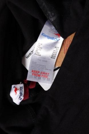 Дамски клин Kangaroos, Размер XS, Цвят Черен, 94% памук, 6% еластан, Цена 11,96лв.