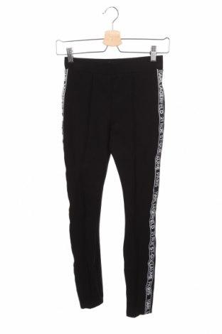 Дамски клин Karl Lagerfeld, Размер XS, Цвят Черен, 70% вискоза, 25% полиамид, 5% еластан, Цена 82,60лв.