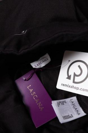 Дамски клин Lascana, Размер XS, Цвят Черен, 95% памук, 5% еластан, Цена 16,66лв.