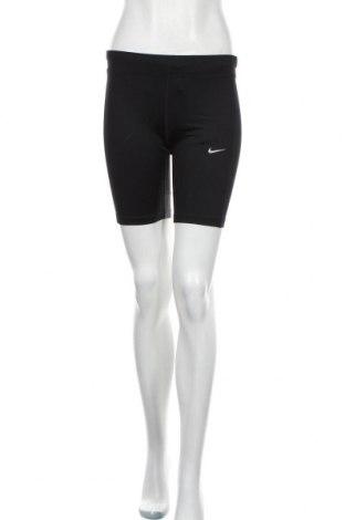Дамски клин Nike, Размер M, Цвят Черен, 92% полиестер, 8% еластан, Цена 28,35лв.
