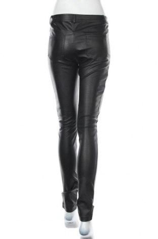 Дамски кожен панталон Sparkz, Размер M, Цвят Черен, Еко кожа, Цена 33,18лв.