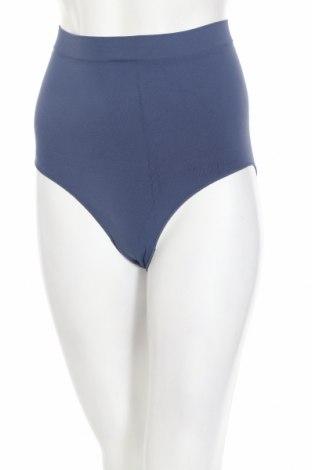Γυναικείο σετ, Μέγεθος S, Χρώμα Μπλέ, 88% πολυαμίδη, 12% ελαστάνη, Τιμή 10,05€