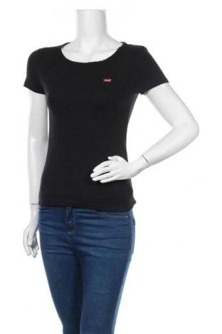 Дамски комплект Levi's, Размер S, Цвят Бял, 96% памук, 4% еластан, Цена 31,82лв.