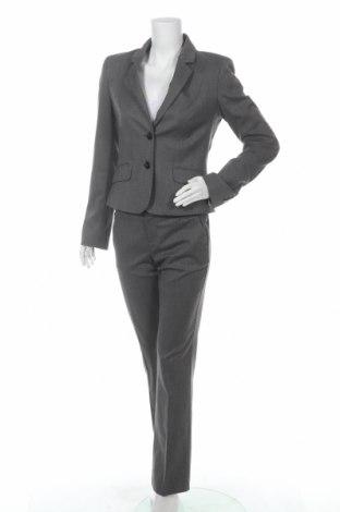 Γυναικείο κοστούμι Mexx, Μέγεθος M, Χρώμα Γκρί, 64% πολυεστέρας, 34% βισκόζη, 2% ελαστάνη, Τιμή 54,91€