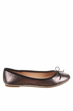 Γυναικεία παπούτσια, Μέγεθος 38, Χρώμα Καφέ, Γνήσιο δέρμα, Τιμή 17,78€