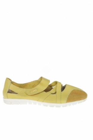 Γυναικεία παπούτσια, Μέγεθος 41, Χρώμα Πράσινο, Γνήσιο δέρμα, φυσικό σουέτ, Τιμή 27,93€