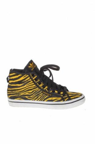 Дамски обувки Adidas Originals, Размер 37, Цвят Жълт, Текстил, Цена 54,60лв.