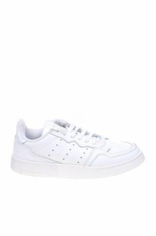 Дамски обувки Adidas Originals, Размер 37, Цвят Бял, Естествена кожа, Цена 141,75лв.
