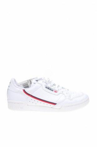 Обувки Adidas Originals, Размер 40, Цвят Бял, Естествена кожа, еко кожа, Цена 119,25лв.