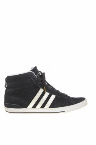 Дамски обувки Adidas Originals, Размер 42, Цвят Черен, Естествен велур, Цена 48,00лв.