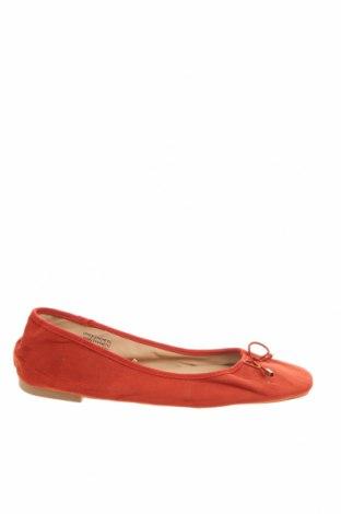 Дамски обувки Anko, Размер 40, Цвят Червен, Текстил, Цена 12,76лв.