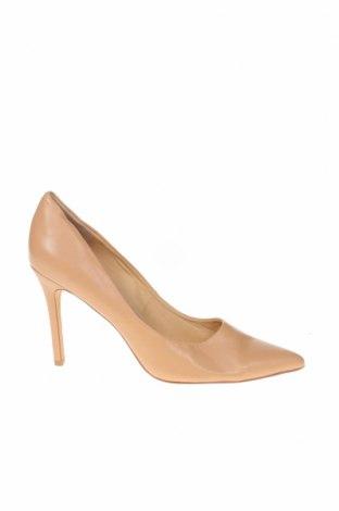 Дамски обувки Atmos & Here, Размер 42, Цвят Розов, Естествена кожа, Цена 54,81лв.