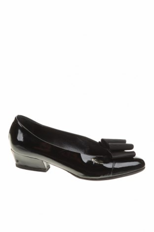 Дамски обувки Bally, Размер 36, Цвят Черен, Естествена кожа, Цена 141,70лв.