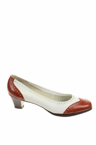 Дамски обувки Bally, Размер 37, Цвят Бял, Естествена кожа, Цена 97,92лв.