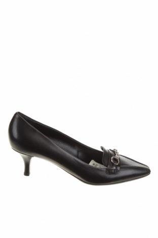 Дамски обувки Bally, Размер 38, Цвят Черен, Естествена кожа, Цена 304,85лв.