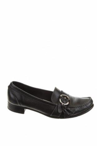Дамски обувки Bally, Размер 39, Цвят Черен, Естествена кожа, Цена 95,04лв.