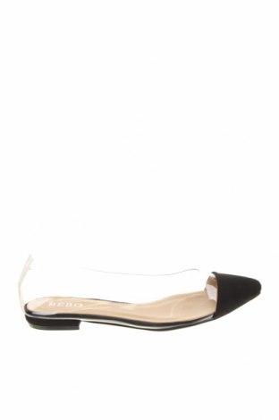Дамски обувки Bebo, Размер 37, Цвят Бял, Полиуретан, текстил, Цена 39,00лв.