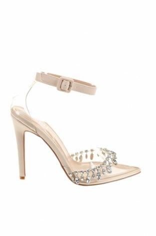 Дамски обувки Bebo, Размер 38, Цвят Бял, Полиуретан, Цена 48,00лв.