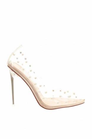 Дамски обувки Bebo, Размер 37, Цвят Бял, Полиуретан, Цена 44,25лв.
