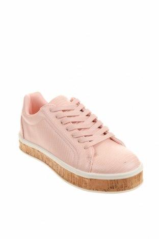 Дамски обувки Bullboxer, Размер 38, Цвят Розов, Еко кожа, Цена 89,25лв.