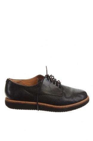 Дамски обувки Clarks, Размер 37, Цвят Черен, Естествена кожа, Цена 69,00лв.