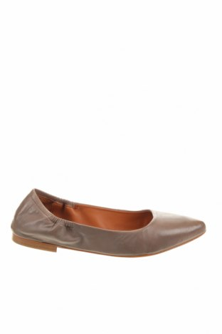 Дамски обувки Cox, Размер 39, Цвят Бежов, Естествена кожа, Цена 118,30лв.