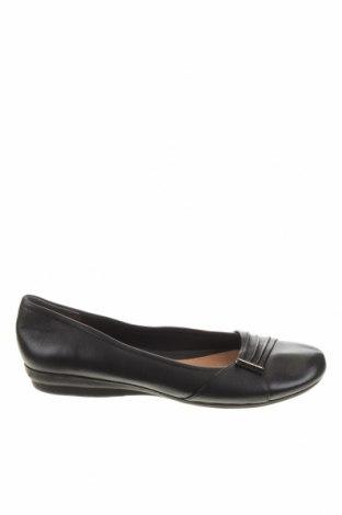 Дамски обувки Diana Ferrari, Размер 42, Цвят Черен, Естествена кожа, Цена 55,86лв.