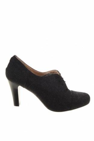 Дамски обувки Evita, Размер 41, Цвят Черен, Текстил, Цена 37,80лв.