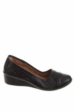 Дамски обувки Exist, Размер 39, Цвят Черен, Еко кожа, Цена 28,93лв.