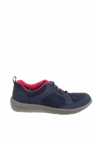 Дамски обувки Homy Ped, Размер 39, Цвят Син, Еко кожа, текстил, Цена 25,94лв.