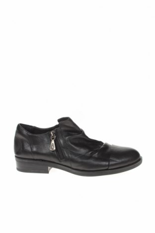 Дамски обувки Hush Puppies, Размер 35, Цвят Черен, Естествена кожа, Цена 44,10лв.