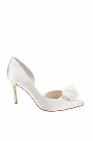 Дамски обувки Jonak, Размер 40, Цвят Бял, Текстил, Цена 28,31лв.