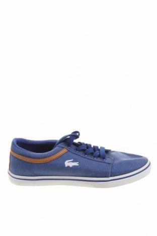 Γυναικεία παπούτσια Lacoste, Μέγεθος 37, Χρώμα Μπλέ, Κλωστοϋφαντουργικά προϊόντα, Τιμή 24,68€