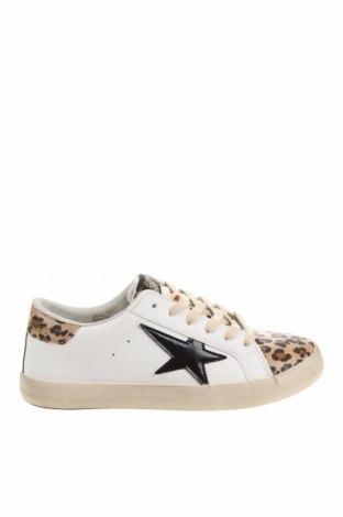 Γυναικεία παπούτσια Le Temps Des Cerises, Μέγεθος 37, Χρώμα Λευκό, Δερματίνη, Τιμή 26,68€