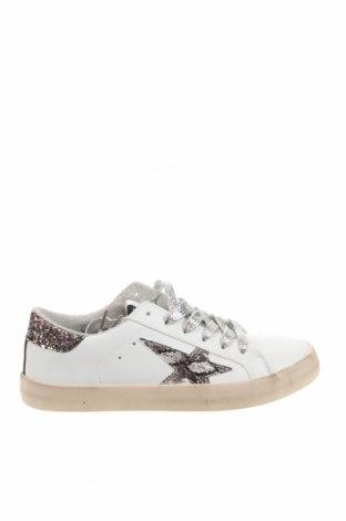 Γυναικεία παπούτσια Le Temps Des Cerises, Μέγεθος 36, Χρώμα Λευκό, Δερματίνη, Τιμή 22,43€