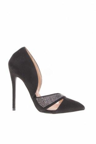 Дамски обувки Lost Ink, Размер 36, Цвят Черен, Текстил, Цена 25,53лв.
