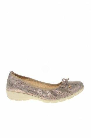 Дамски обувки Mac, Размер 40, Цвят Бежов, Естествена кожа, Цена 45,36лв.