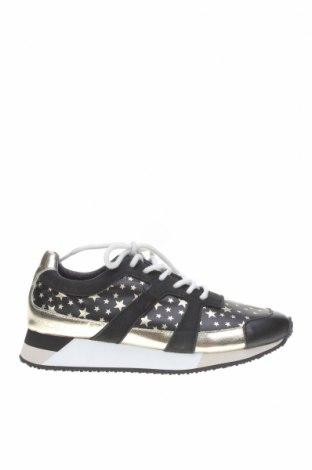 Дамски обувки Marc Cain, Размер 37, Цвят Черен, Естествена кожа, Цена 239,85лв.