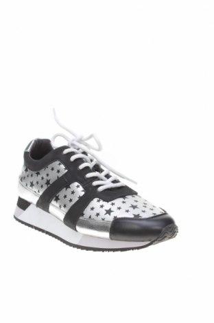 Дамски обувки Marc Cain, Размер 37, Цвят Сребрист, Естествена кожа, Цена 276,75лв.