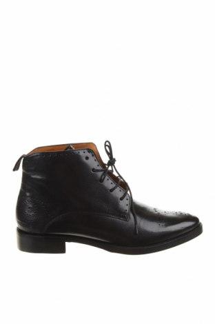 Дамски обувки Melvin & Hamilton, Размер 37, Цвят Черен, Естествена кожа, Цена 269,00лв.