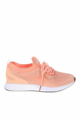 Дамски обувки Nike, Размер 40, Цвят Розов, Текстил, Цена 57,75лв.