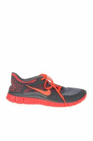 Дамски обувки Nike, Размер 42, Цвят Сив, Текстил, Цена 51,45лв.