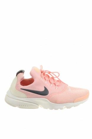 Дамски обувки Nike, Размер 39, Цвят Розов, Текстил, полиуретан, Цена 57,86лв.