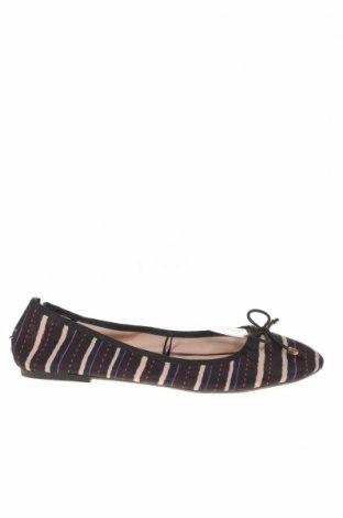 Дамски обувки Now, Размер 37, Цвят Многоцветен, Текстил, Цена 7,35лв.