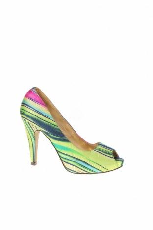 Γυναικεία παπούτσια Nude, Μέγεθος 38, Χρώμα Πολύχρωμο, Κλωστοϋφαντουργικά προϊόντα, Τιμή 48,06€