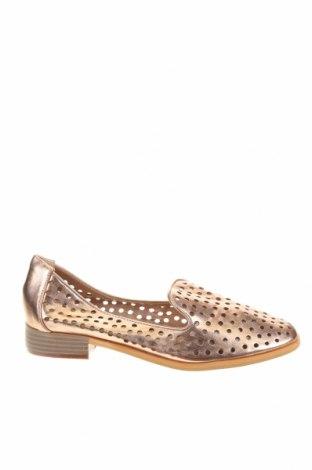Дамски обувки Obsession, Размер 38, Цвят Златист, Еко кожа, Цена 28,93лв.