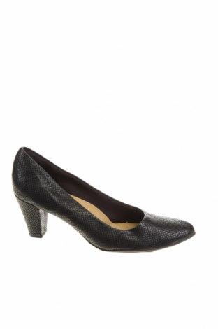 Дамски обувки Piccadilly, Размер 36, Цвят Черен, Еко кожа, Цена 23,52лв.