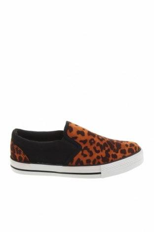 Дамски обувки Simply Be, Размер 38, Цвят Кафяв, Текстил, Цена 59,25лв.